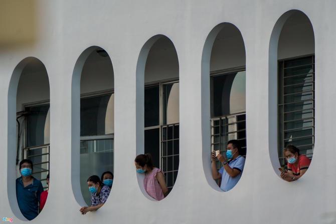 Bệnh viện Nhiệt đới tuyến đầu chống dịch phát hiện ca nhiễm bệnh Covid 19